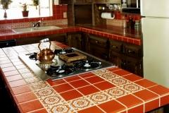 Island & Hood Tile