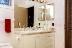 Bathroom Sink & Cabinets