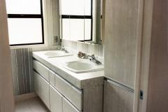 New Bath Cabinets