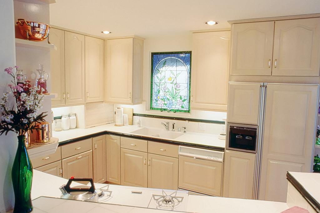 Stained Glass Kitchen Danilo Nesovic Designer 183 Builder
