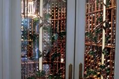 Wine Room Doors - Alternate View
