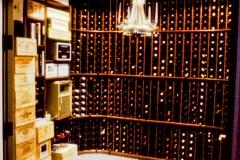Wine Storage Interior
