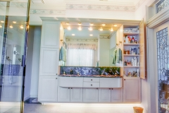 Sink Cabinets Open