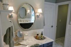 Mirrors & Sconces