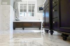 Bathroom - Floor View