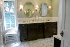 Master Bath Sink Wall