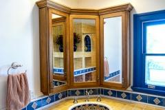 Three-way Mirrors