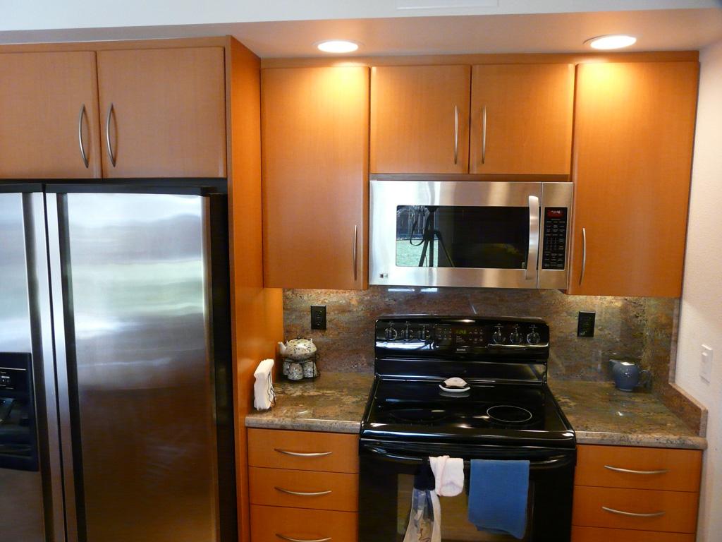 Sleek And Compact Kitchen Danilo Nesovic Designer