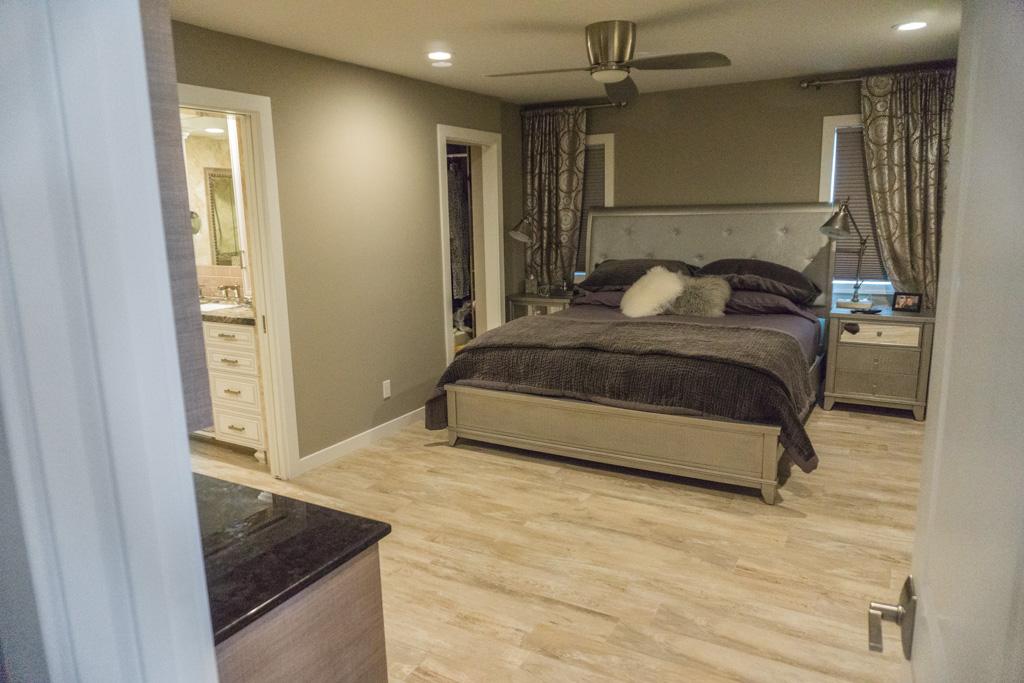 Master Bedroom Entryway condo on the beach makeover: master suite - danilo nesovic