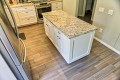 Front Side of Kitchen Island