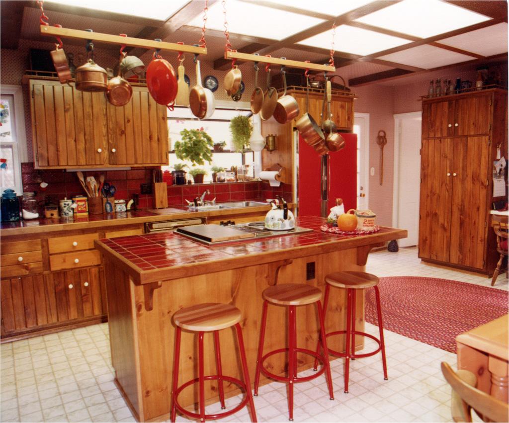 Early American Kitchen Remodel Danilo Nesovic Designer