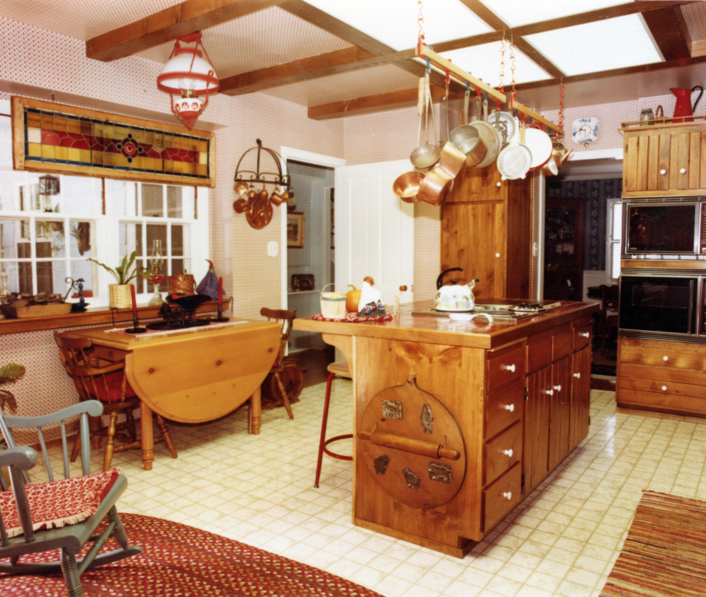 Early American Kitchen Remodel Danilo Nesovic Designer