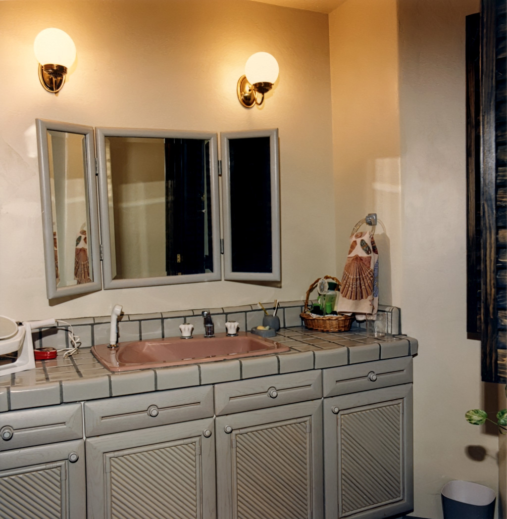 Kitchen And Bath Remodeling: Patterned Beach Home Remodel