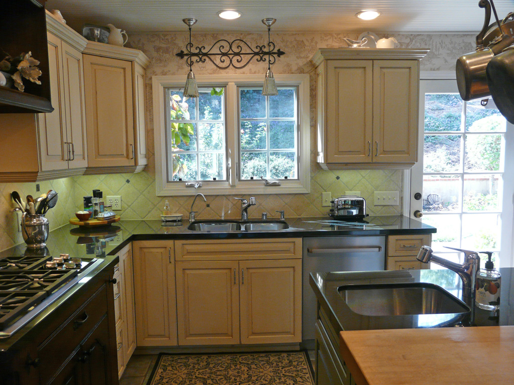 Upscale Country Kitchen Remodel Danilo Nesovic Designer